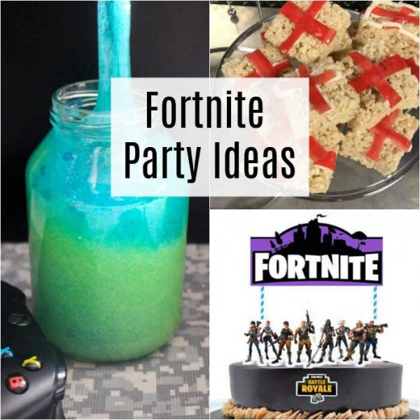 The Best Fortnite Birthday Party Ideas