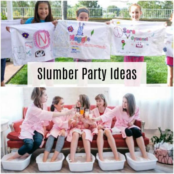 The Best Slumber Party Ideas