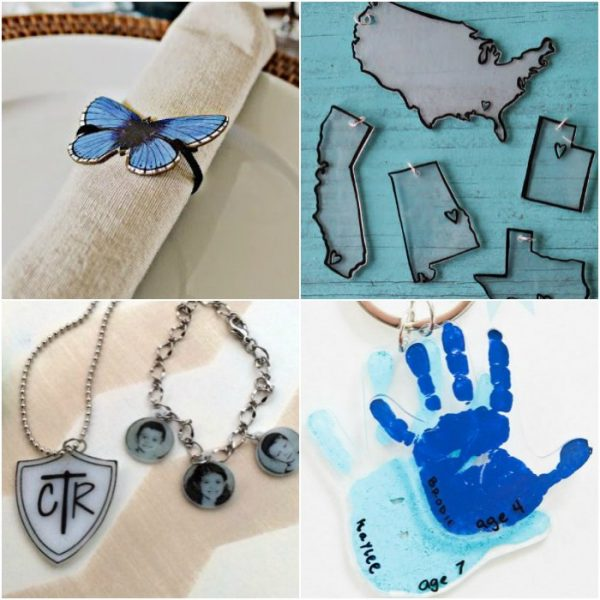 Fun Shrinky Dink Ideas for kids