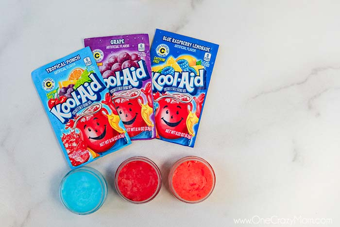 DIY Koolaid Lip Gloss is a ton of fun to make while also so moisturizing. Make this super easy diy lip gloss for kids that is a blast to make and use.