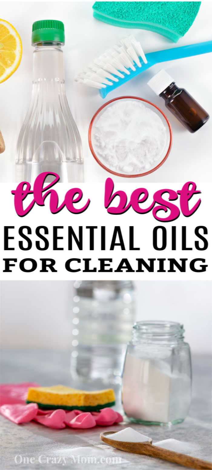 We love to use essential oils for cleaning and try to use all natural products in our home. We have the best essential oils for cleaning and disinfecting.