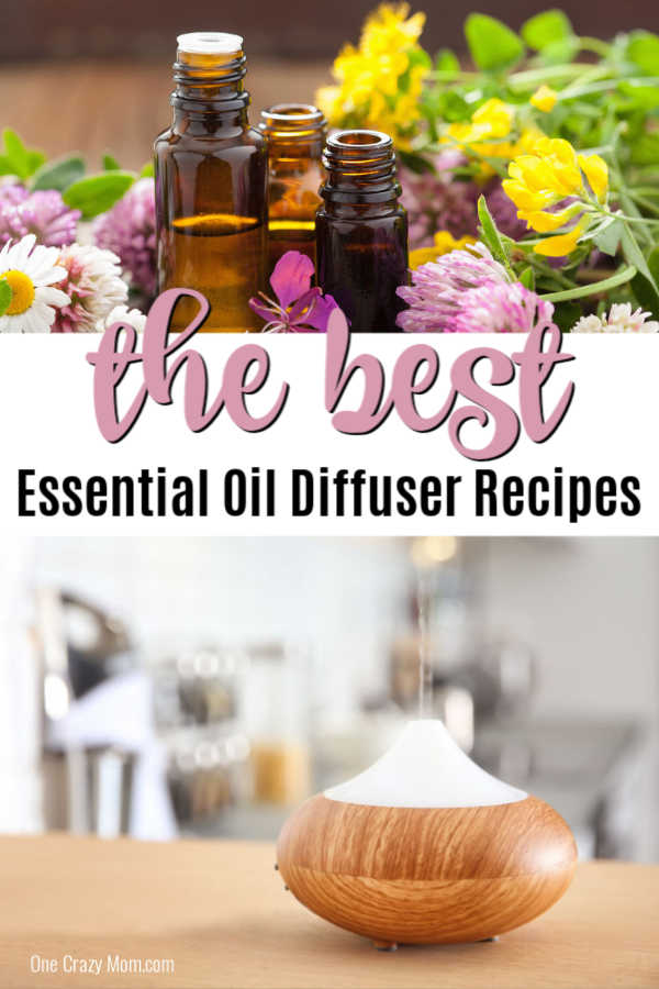 We have the best Essential Oil Diffuser Recipes that you will love. Learn how to use essential oils for allergies, cleaning and much more with these tips.