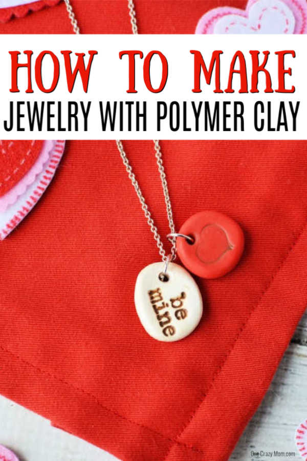 We have even more fun and easy Polymer Clay Jewelry ideas to try. Learn how to make apolymer clay necklace that is so fun and really pretty.