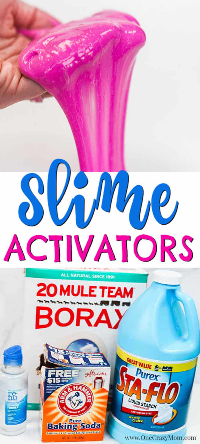Learn how to make your slime turn out perfectly with the Best Slime Activators. Find out how to make slime activator that is easy and works great.