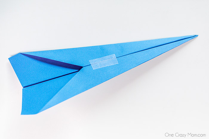 We are going to show you how to make a paper airplane. With just a few easy steps, you can make the perfect airplane that is simple but tons of fun!