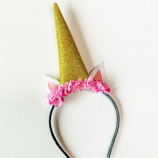 DIY Unicorn Headband