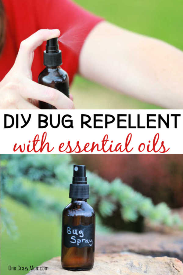 Make this easyDIY Essential Oil Bug Spray to keep bugs away naturally. No worries about harsh chemicals when you make thisessential oil bug repellent.