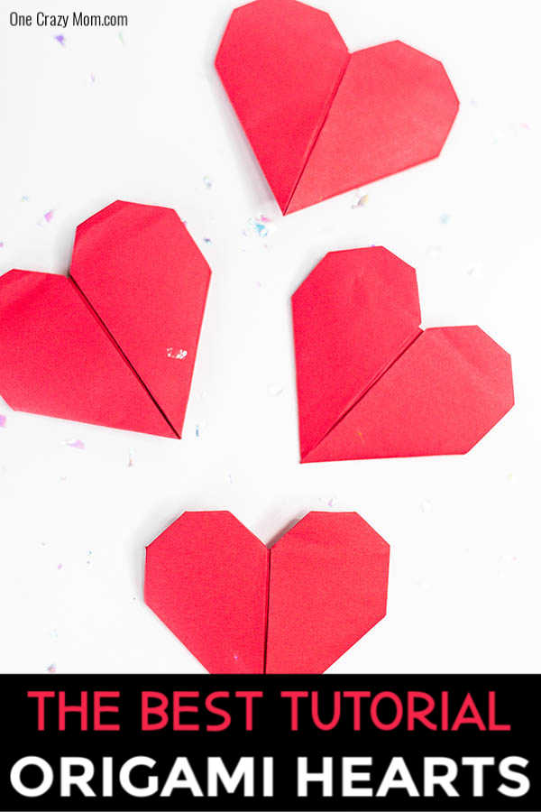 Origami Beating Heart - Make-Origami.com | 900x600